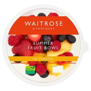 Waitrose Summer Fruit Bowl