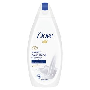 Dove Body Wash Deeply Nourishing