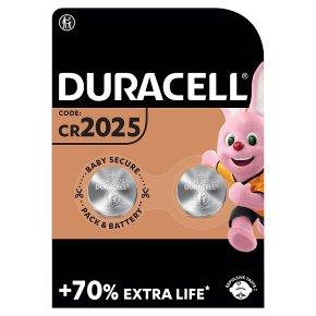 Duracell Lithium 2025