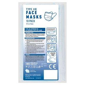 Type IIR Face Masks