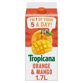 Tropicana Orange & Mango Juice