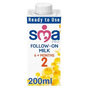 SMA Pro Follow-On Milk 2