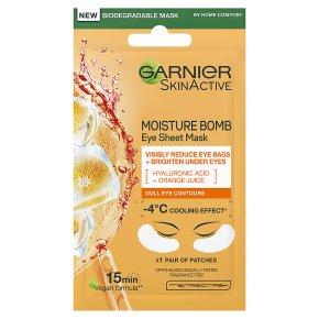 Garnier Moist Bomb Eye Tissue Mask