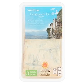 Waitrose Gorgonzola Dolce DOP Strength 3