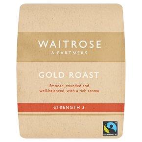 Waitrose Gold Roast Instant Coffee