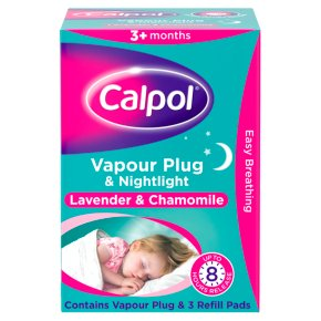 Calpol Vapour Plug & Nightlight
