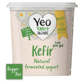Yeo Valley Organic Natural Kefir Yogurt