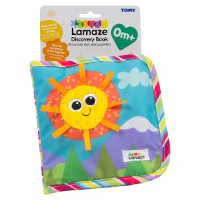 Lamaze Discovery Book