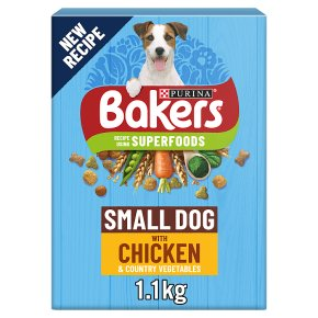 Bakers Small Dog Chicken