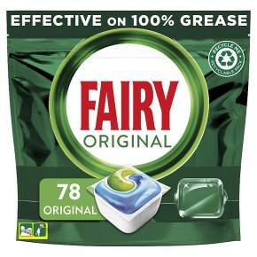 Fairy 78 All in One Capsules Original