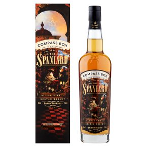 Compass Box Whisky The Story of the Spaniard Malt Scotch Whisky