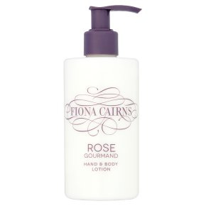 FCairns Rose Gourmand Body Lotion