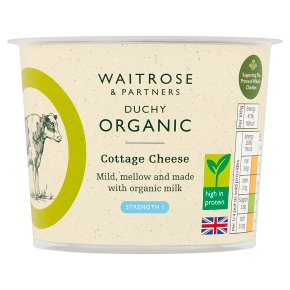 Duchy Organic Cottage Cheese Strength 1