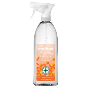 Method Anti-Bac Orange Yuzu Cleaner