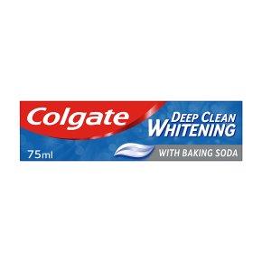 Colgate Deep Clean Whitening