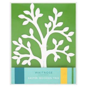 Waitrose Easter Wooden Tree