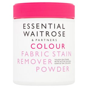 Essential Stain Remover Powder Colours