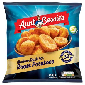 Aunt Bessie's Duck Fat Roast Potatoes