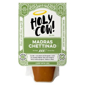 Holy Cow! Madras Chettinad Curry Sauce