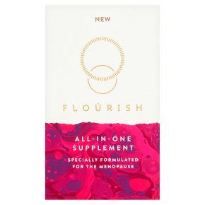 Flourish All-In-One Supplement Tablets