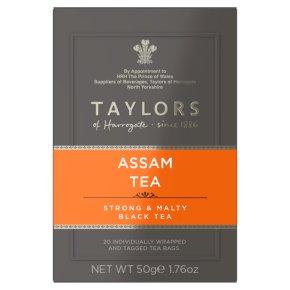 Taylors Assam Tea 20s