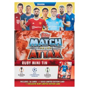 Match Attax Season 2021/22 Mini Tin