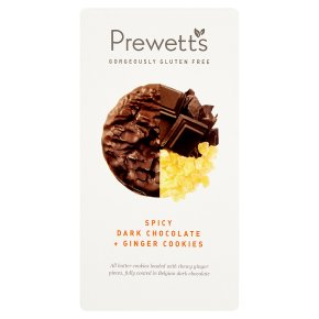 Prewetts Cookies Chocolate + Ginger