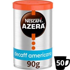 Nescafe Azera Americano Decaf Instant Coffee
