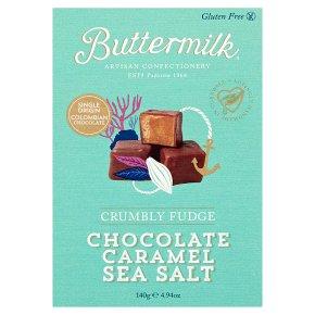 Buttermilk Chocolate Caramel Sea Salt