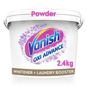 Vanish Oxi Action Crystal White Gold Standard