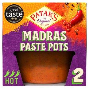 Patak's Paste Pots Madras