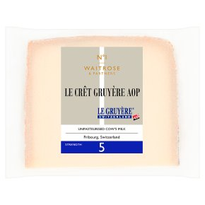 No.1 Le Cret Gruyere Strength 6