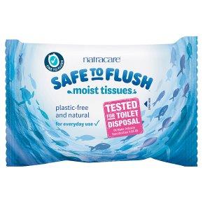 Natracare Moist Tissues