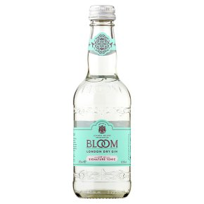 Bloom London Dry Gin & Tonic
