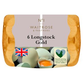 No.1 Longstock Gold Eggs