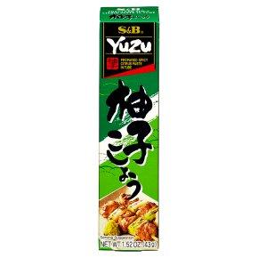 S&B Yuzu Paste