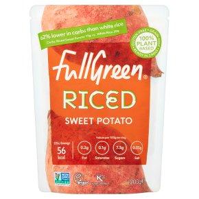 Fullgreen Riced Sweet Potato