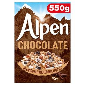 Alpen Muesli Chocolate