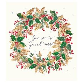Christmas Wreath 5pk