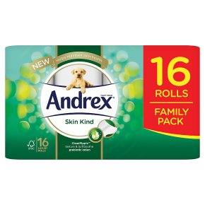 Andrex Skin Kind Prebiotic Lotion