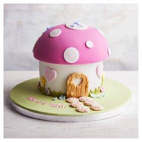Toadstool Cake