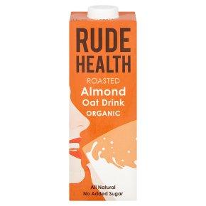 Rude Health Organic Roasted Almond Oat Drink