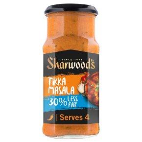 Sharwood's Tikka Masala 30% Less Fat Sauce