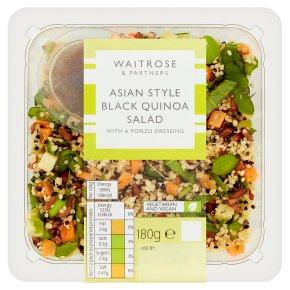 Waitrose Asian Style Black Quinoa Salad