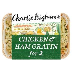 Charlie Bigham's Chicken & Ham Gratin
