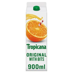 Tropicana Original With Bits Orange Juice