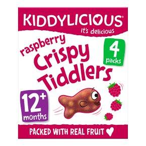 Kiddylicious Raspberry Tiddlers