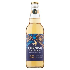 Cornish Orchards Dry Cider Cornwall