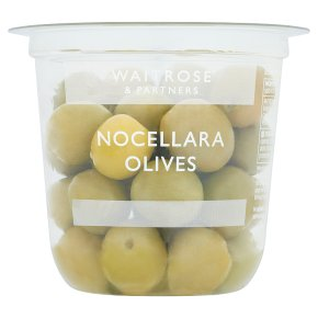 Waitrose Nocellara Olives