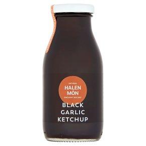 Halen Môn Black Garlic Ketchup